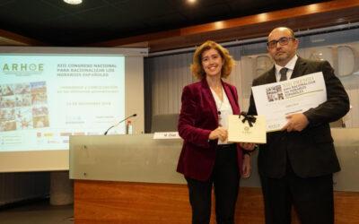 CSIF, Pfizer, Softmachine, Europa Press premio a la Racionalización de los horarios