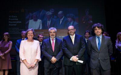 Softmachine premiado en la undécima edición de los Premios Nacionales Alares 2017