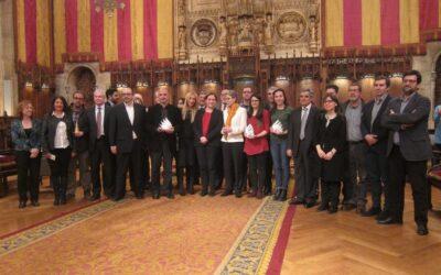 """Softmachine premio """"Barcelona a l'Empresa Innovadora en Conciliació i Temps 2016″"""